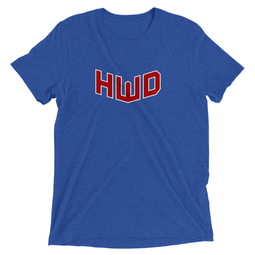 HWD Blue Youth Shirt (classic)