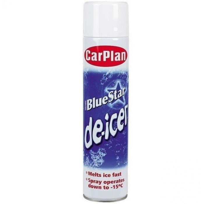 CarPlan BlueStar De-Icer 300ml