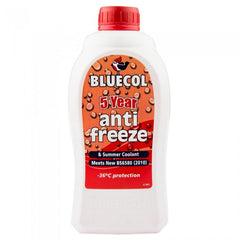 Bluecol 5 Year Protection Antifreeze 1 Litre