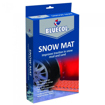 Snow Traction Mat