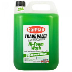 CarPlan Trade Valet Hi-Foam Wash 5 Litre