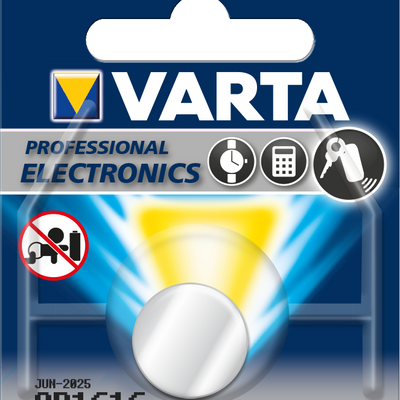Varta Batteries CR1616 3V Lithium Battery