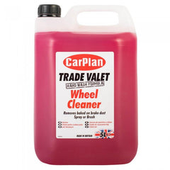 CarPlan Trade Valet Wheel Cleaner 5 Litre