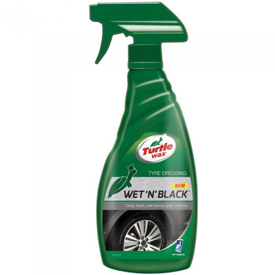 Turtle Wax Wet 'N' Black 500ml