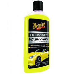 Meguiars Ultimate Wash & Wax 473ml