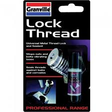 Granville Lockthread & Seal 3ml