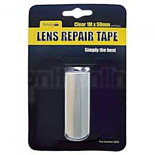 Simply Lens Repair Tape Clear 1M x 50mm
