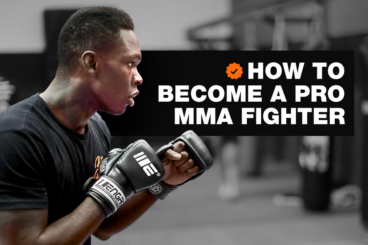 How to Become a Pro MMA Fighter