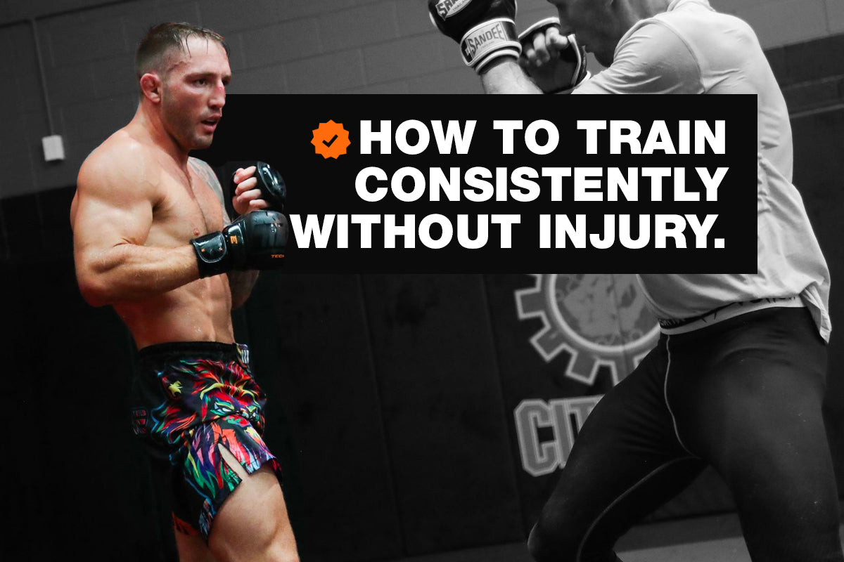 How to train consistently without injury