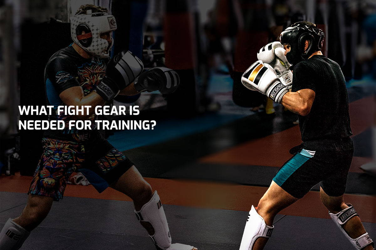 What Fight Gear Is Needed For Training?
