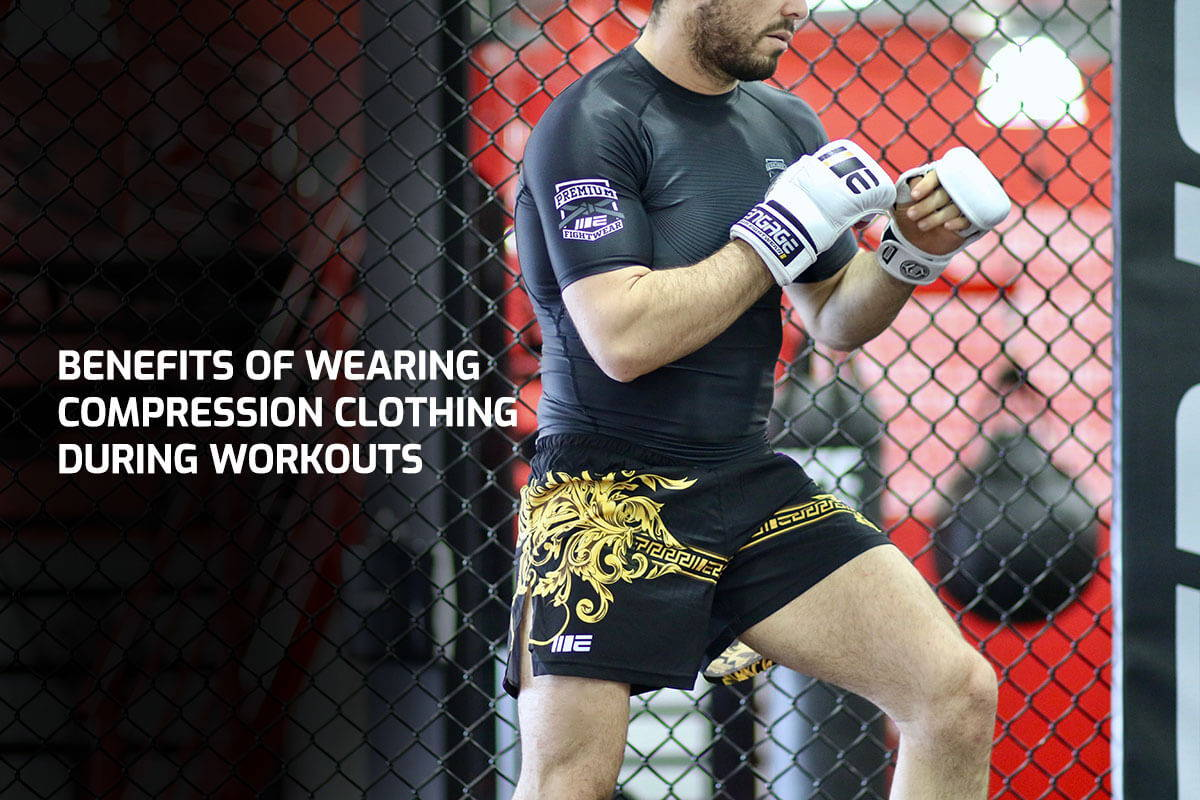 Benefits of Wearing Compression Clothing During Workouts