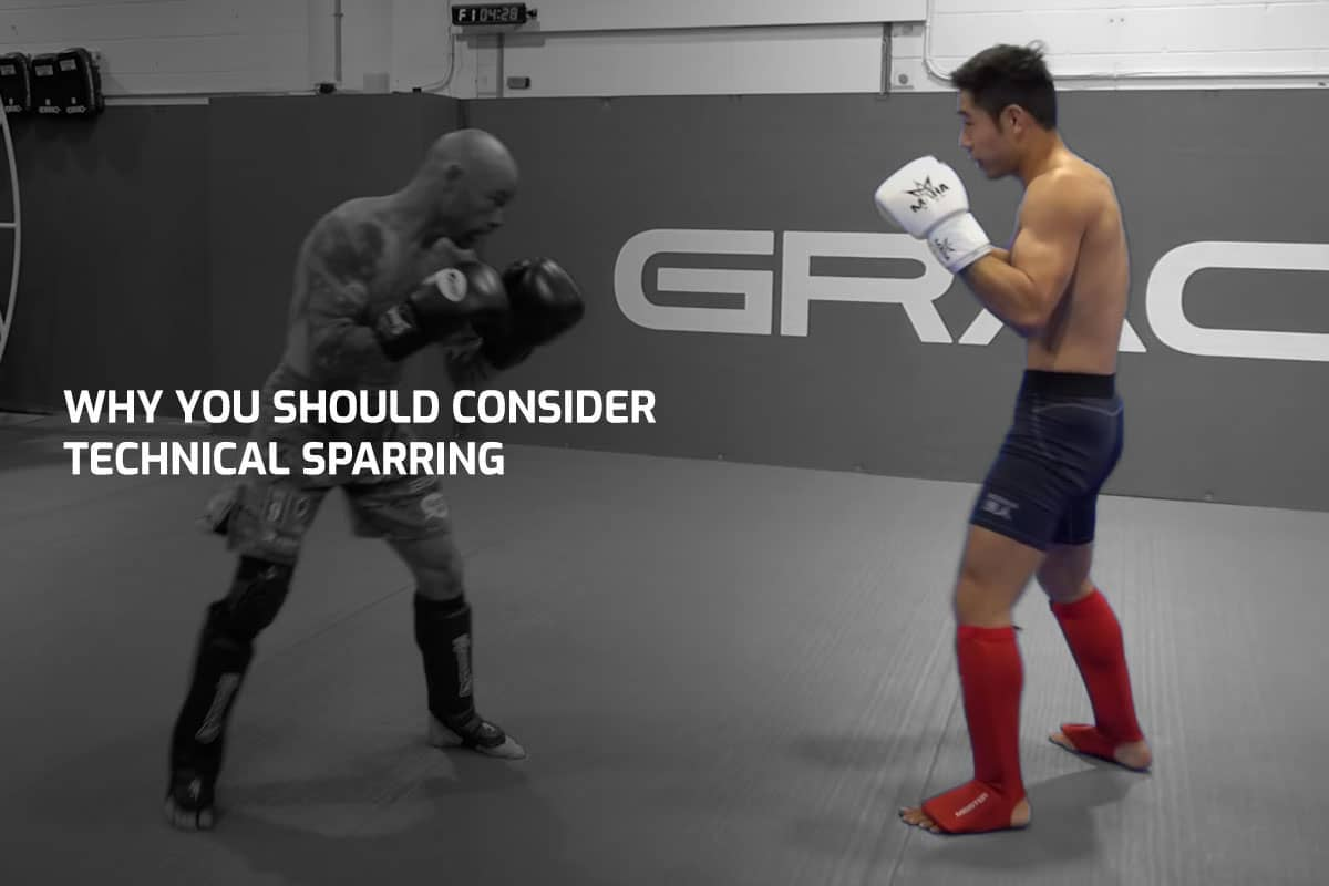 Why You Should Consider Technical Sparring