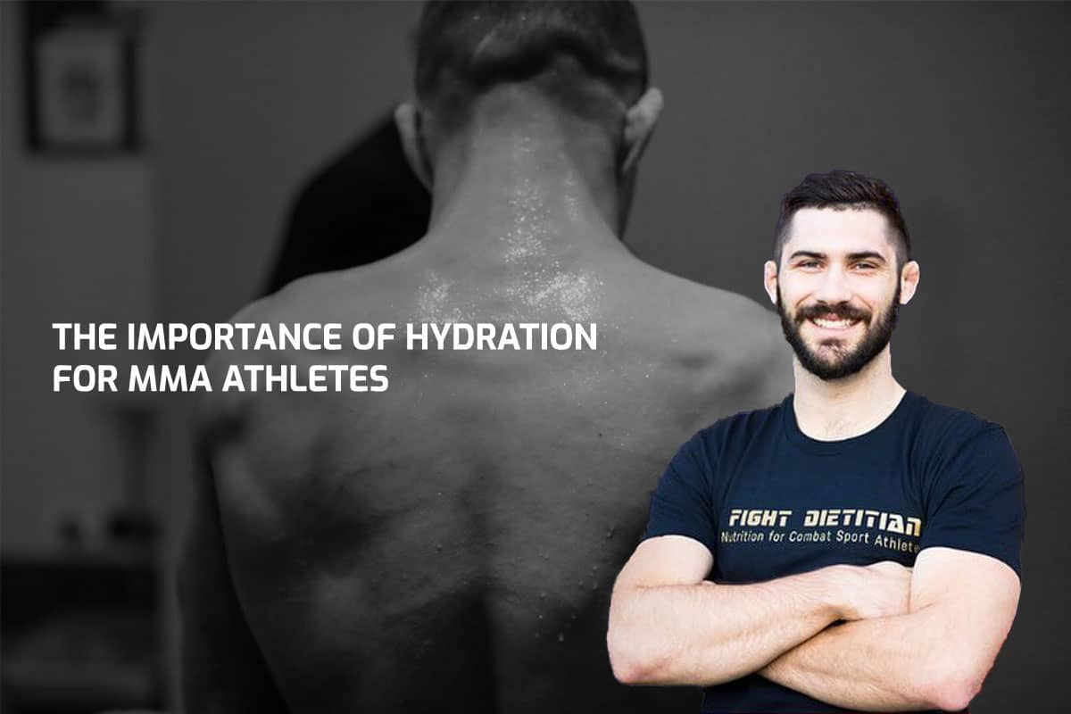 The Importance of Hydration for MMA Athletes