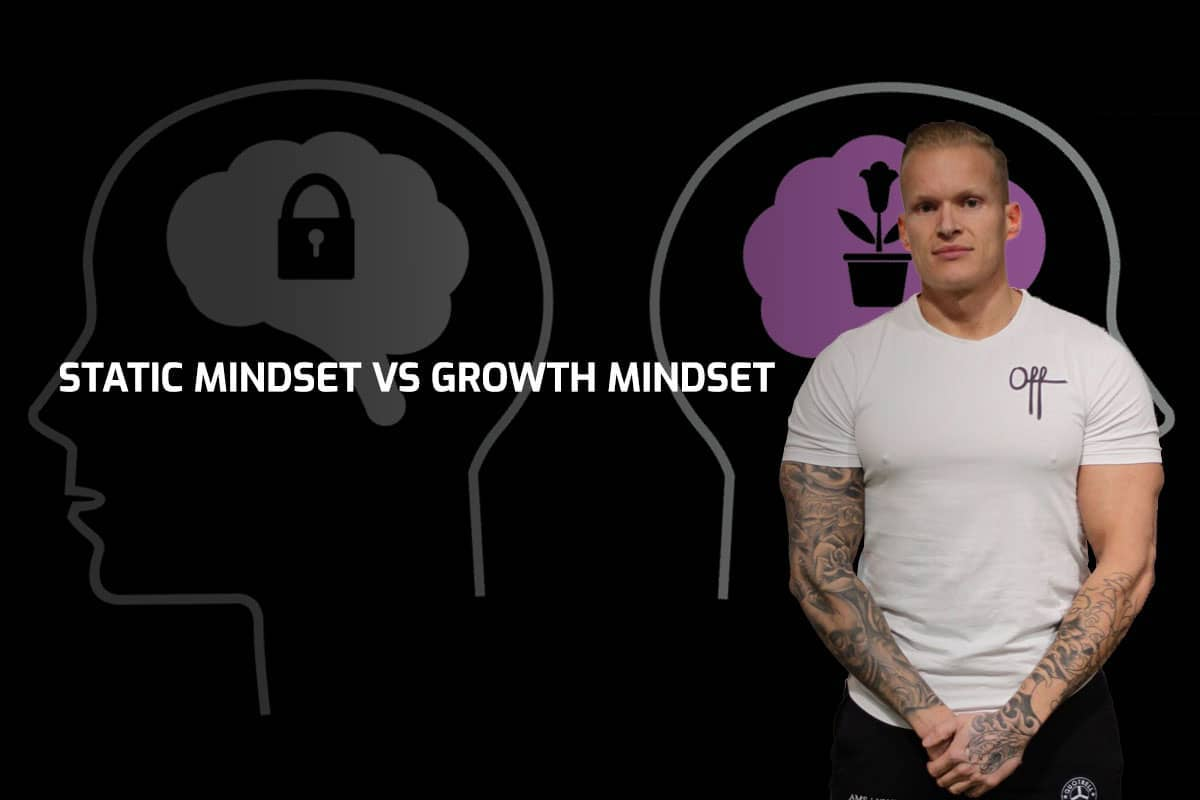 Static Mindset Vs Growth Mindset
