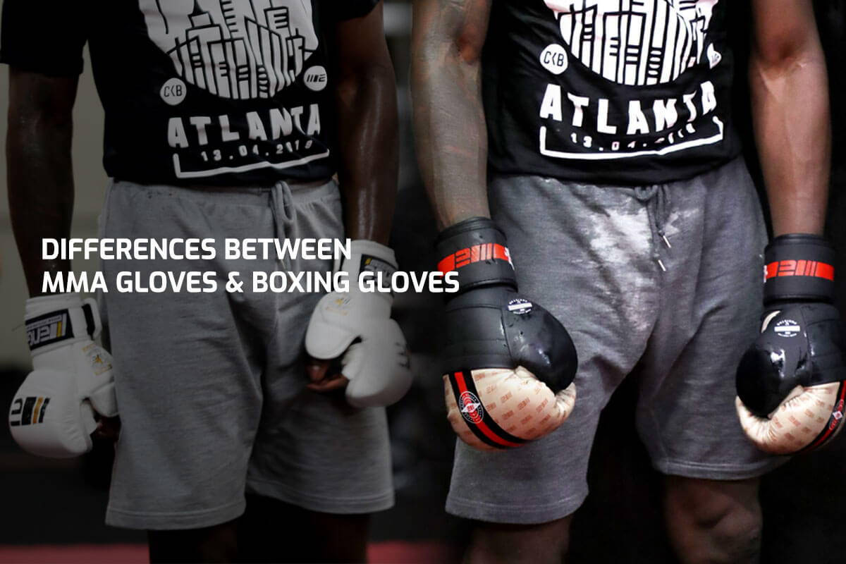 Differences Between MMA Gloves and Boxing Gloves