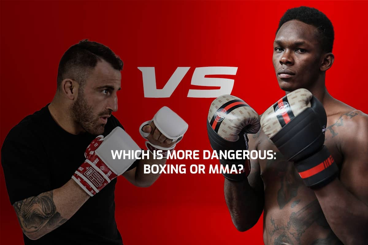 Which is More Dangerous: Boxing or MMA?