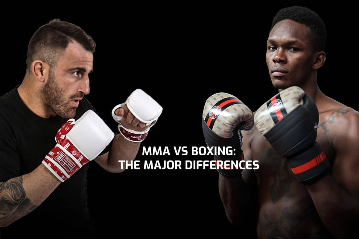 MMA vs Boxing: The Major Differences