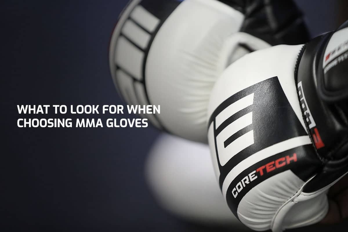 What to Look for When Choosing MMA Gloves