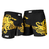 Engage Gold Barroco MMA Grappling Shorts
