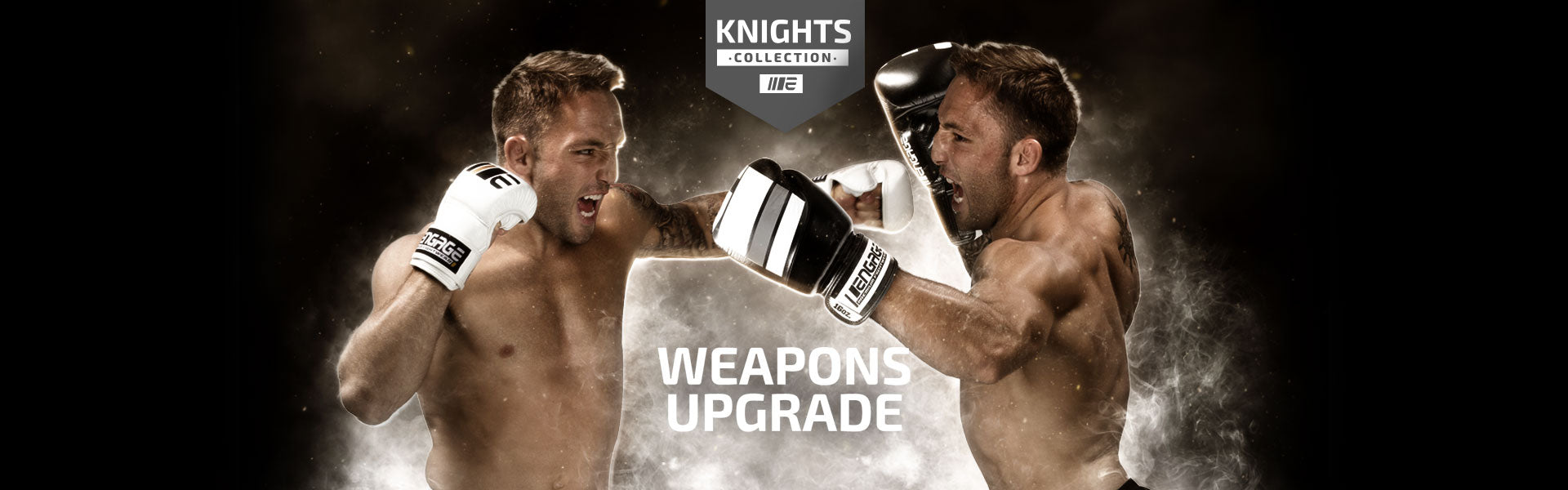 Engage Knights Boxing Gloves