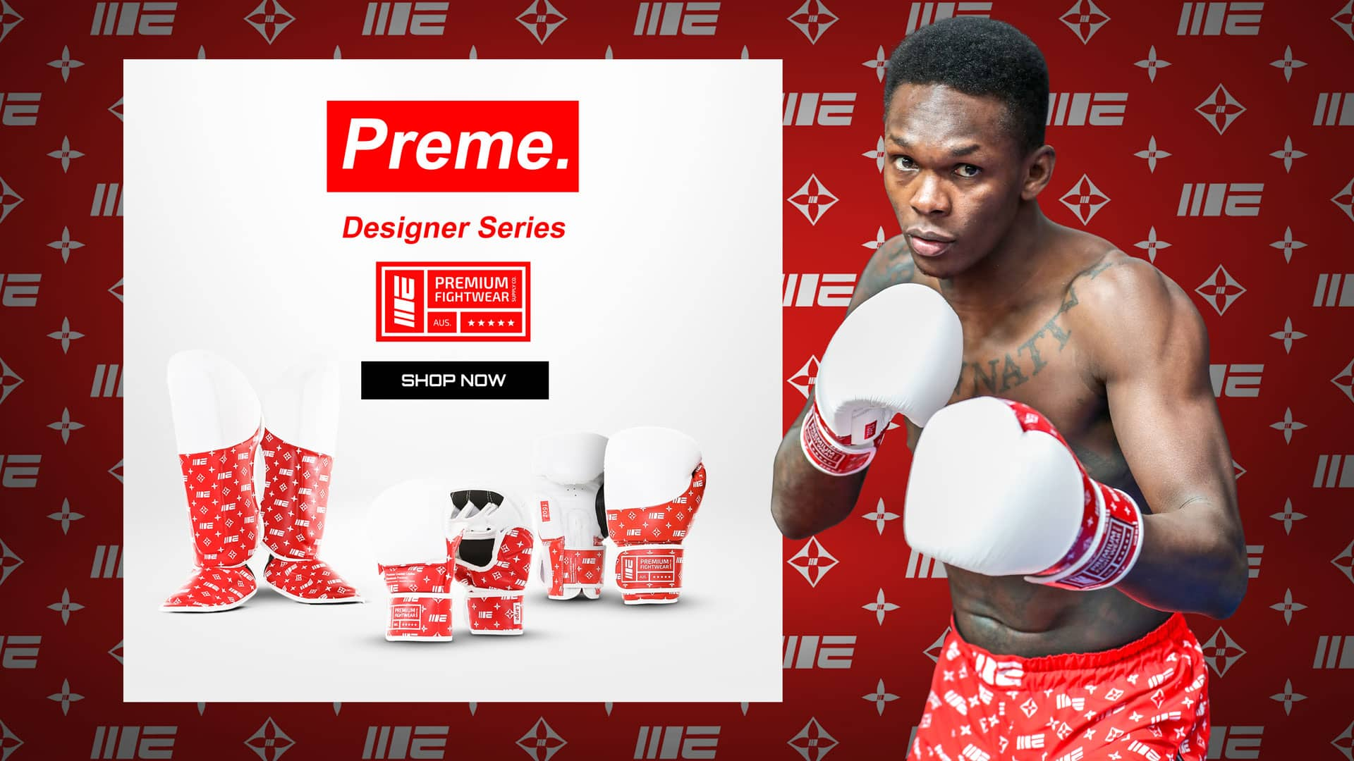 Engage Preme Designer Series Fight Gear Collection