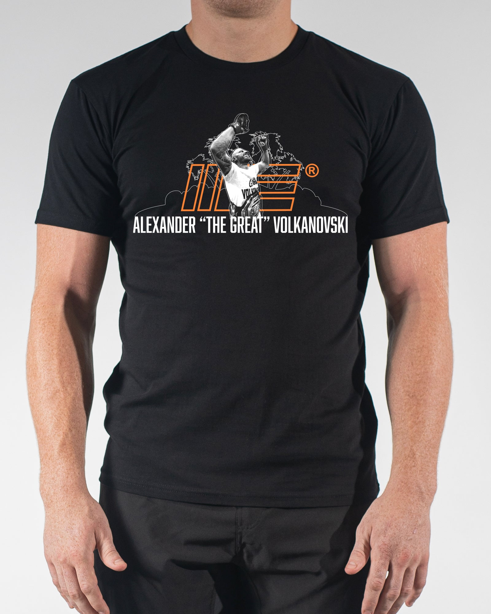 Alex Volkanovski Fight Island Supporter Tee