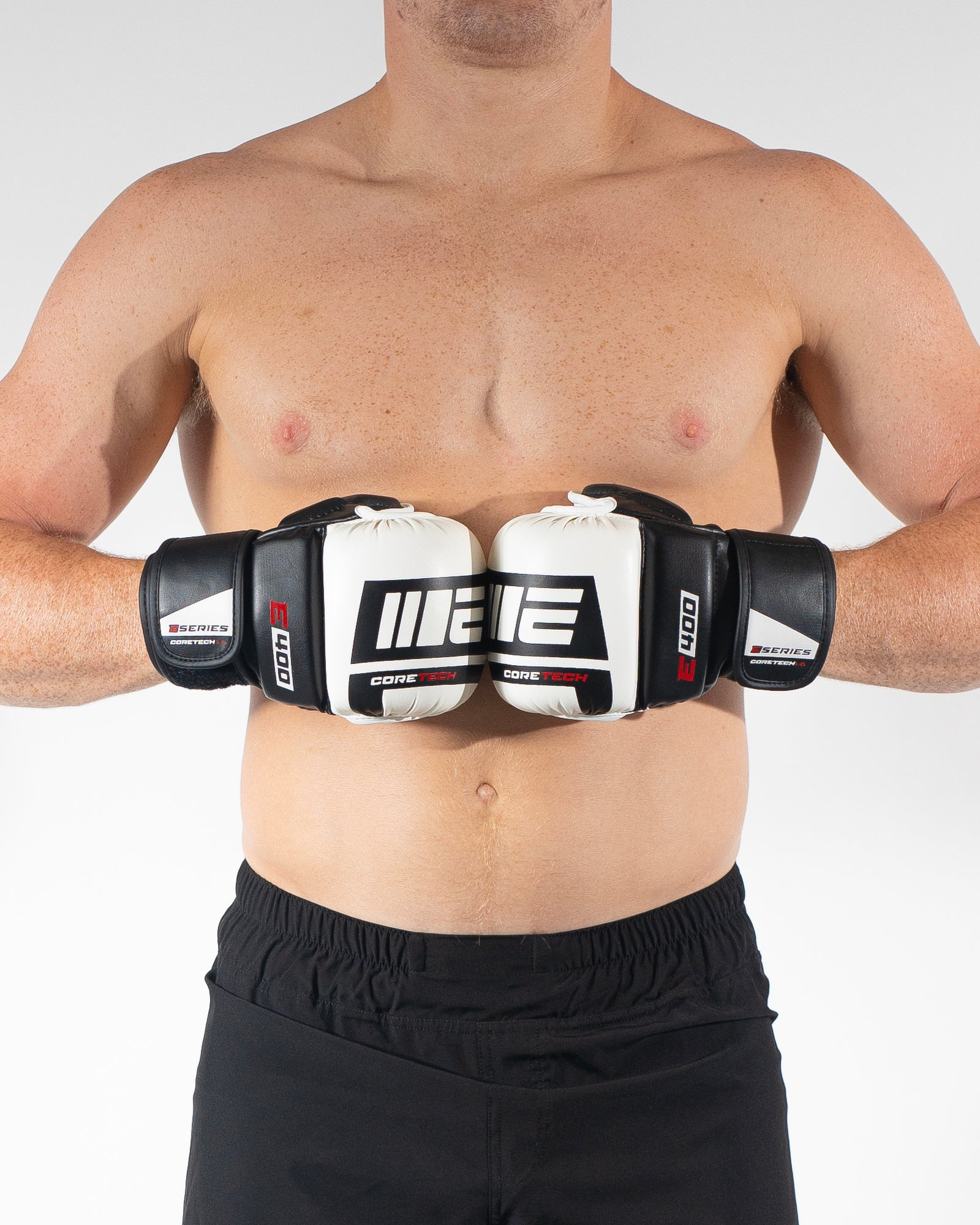Engage E-Series MMA Grappling Gloves White