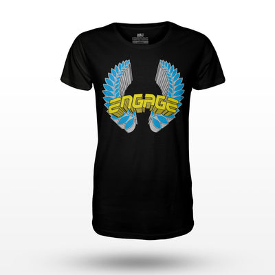 Engage 3D Tees Tees Engage MMA UFC fightwear online shop Australia