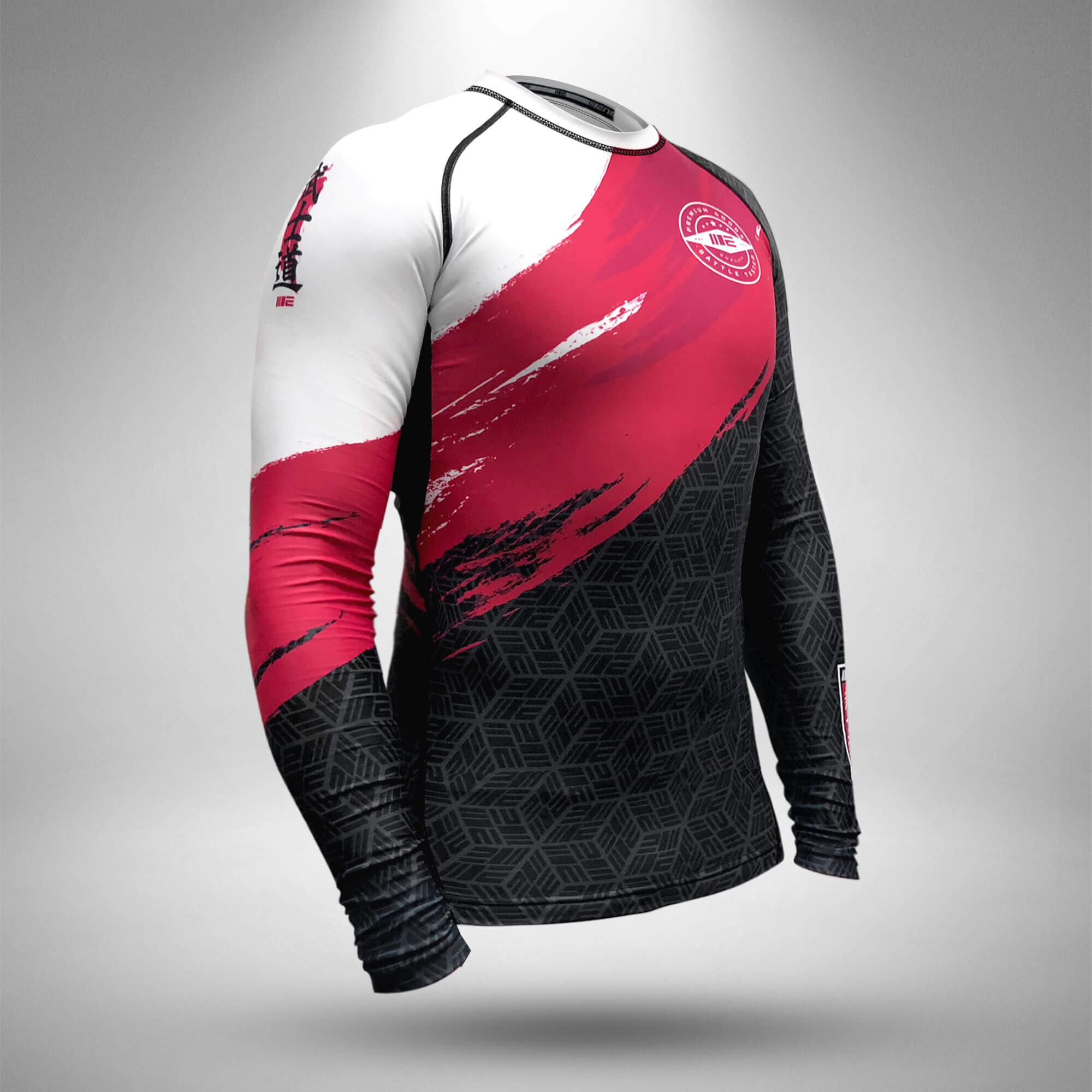 Engage Bushido Long Sleeve Compression Rash Guard