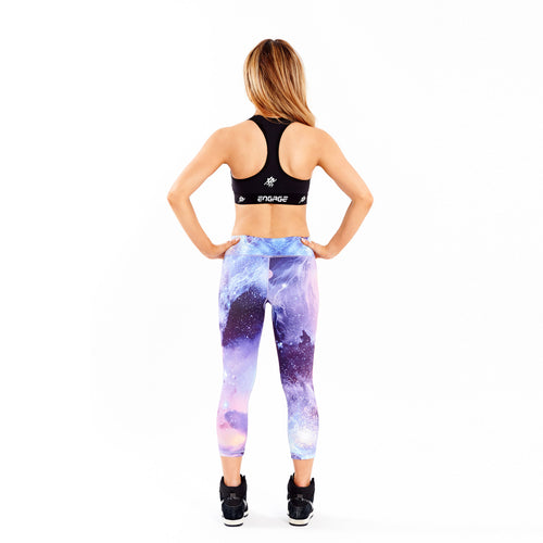 Essential Galactic Tight 3/4 Leggings Engage MMA UFC fightwear online shop Australia