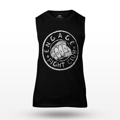 Engage Fight Club Tank Tanks Engage MMA UFC fightwear online shop Australia