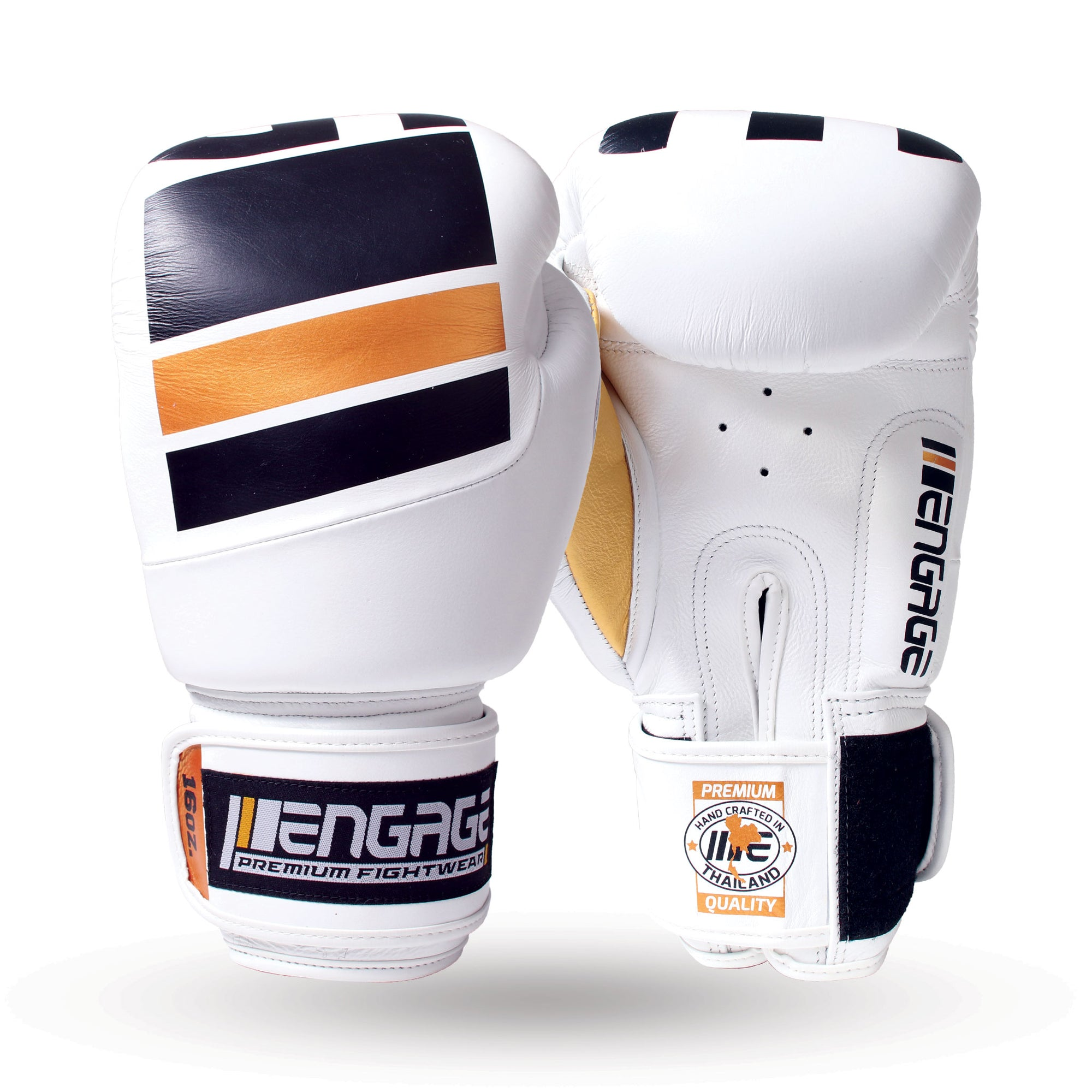 Amber Fight Gear MMA Training Gloves Small