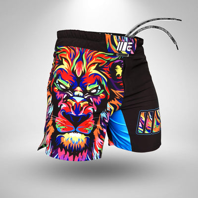 Engage Higher Lion MMA Grappling Shorts V2.0