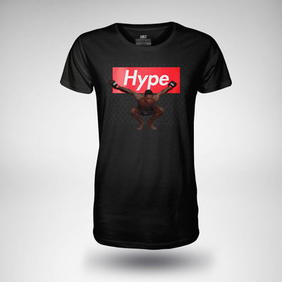 Israel Adesanya Hype Supporter Tee | Engage Official Supporter Tees