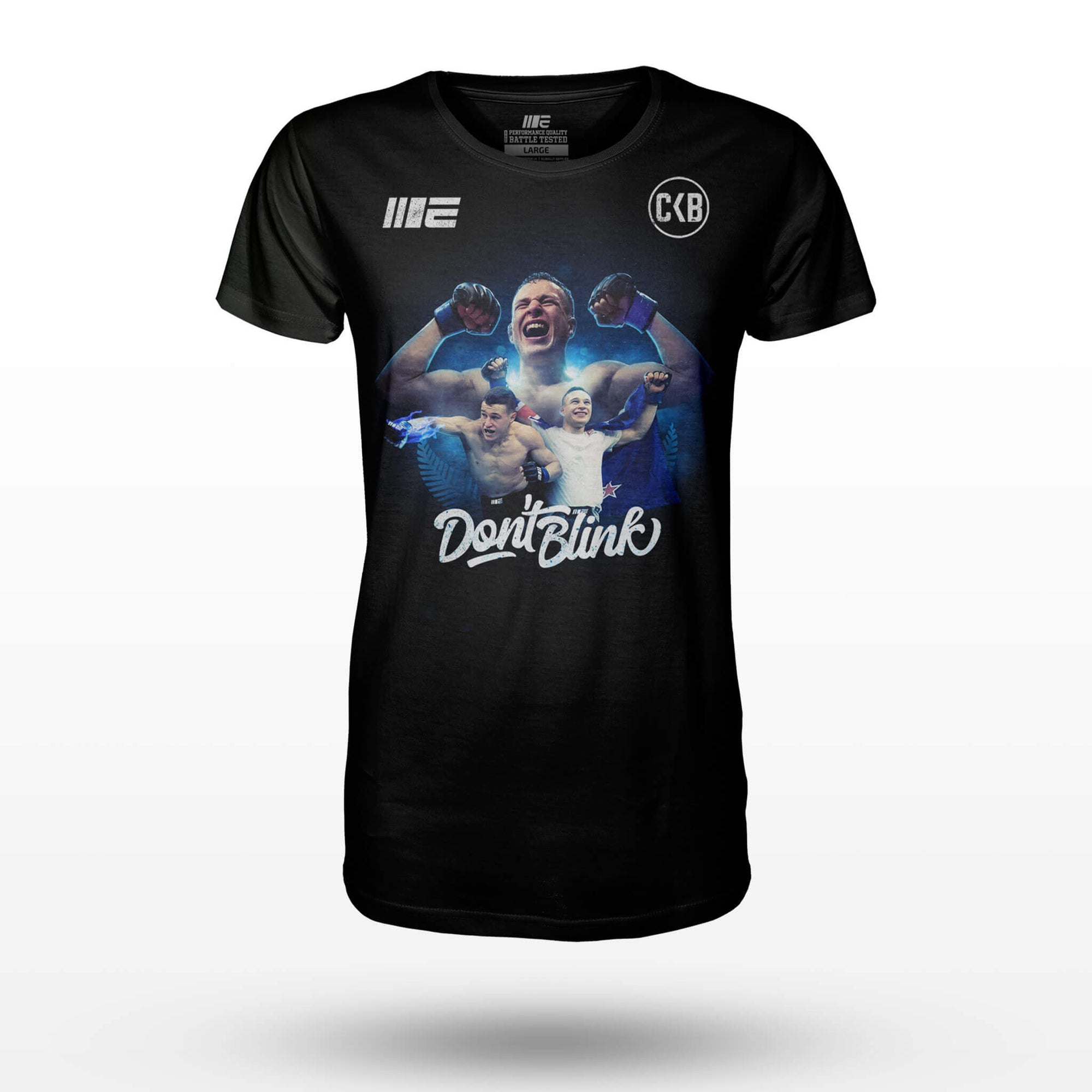 Limited Edition - Kai 'Don't Blink' Kara-France Supporter Tee V2