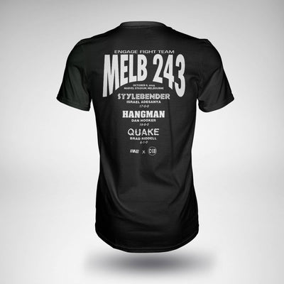 Engage Melbourne 243 Official Fight Team Supporter Tee