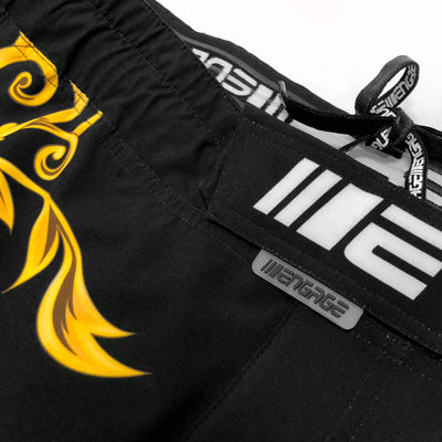 Engage Gold Barroco MMA Grappling Short V2.0 MMA / K1 Shorts Engage MMA Online Fight Store for Apparel, Fightwear and Fight Gear Equipment