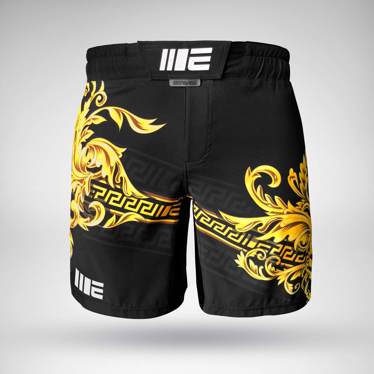 Engage Gold Barroco MMA Grappling Short V2.0 MMA / K1 Shorts Engage MMA Apparel, Fight Gear and Fightwear Online Shop Australia