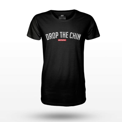Engage Drop The Chin T-Shirt Tees Engage MMA UFC fightwear online shop Australia