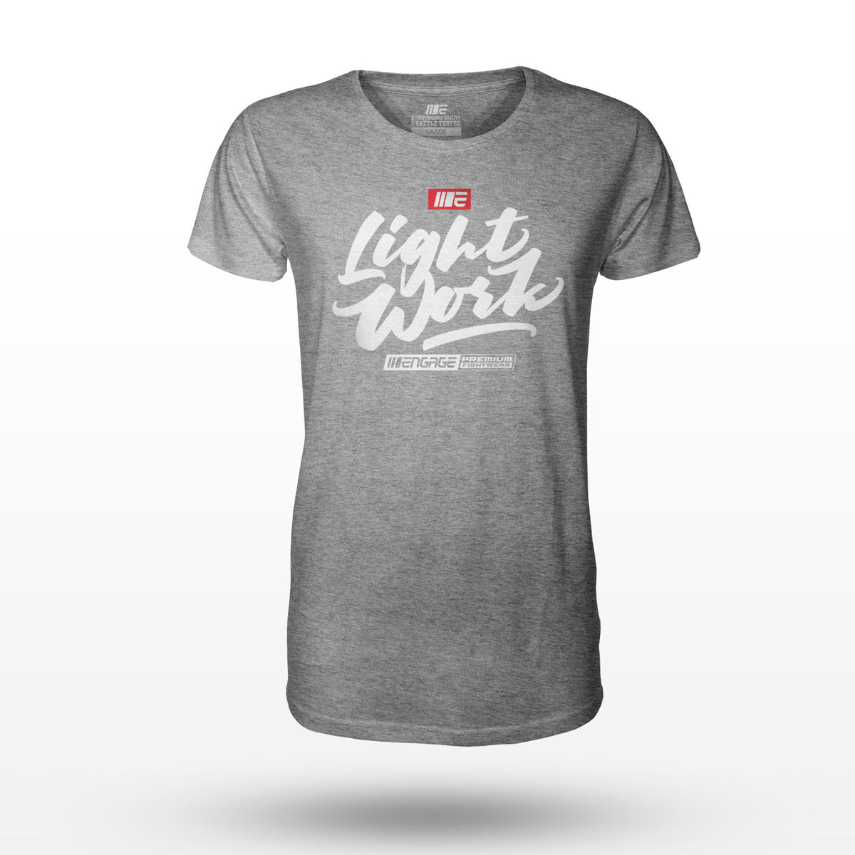 Engage Light Work T-Shirt Tees Engage MMA Online Fight Store for Apparel, Fightwear and Fight Gear Equipment