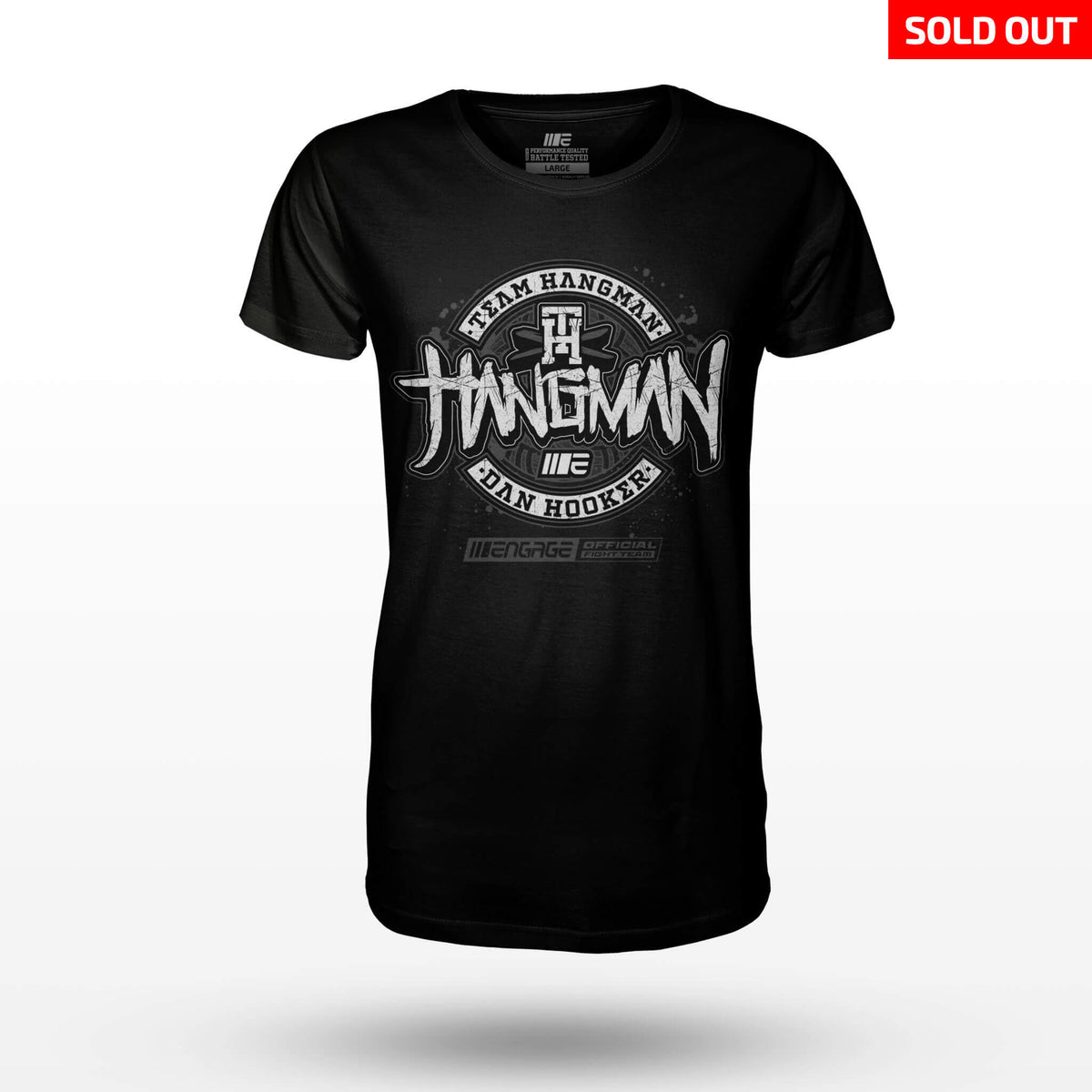 Limited Edition - Dan 'Hangman' Hooker Supporter Tee