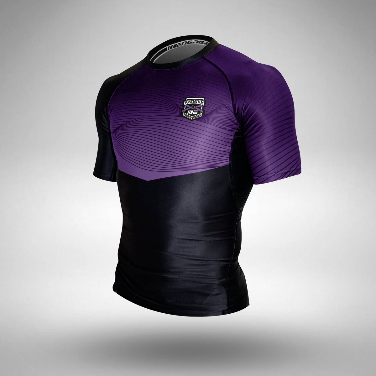 Engage Competition Graded Short Sleeve Rash Guards