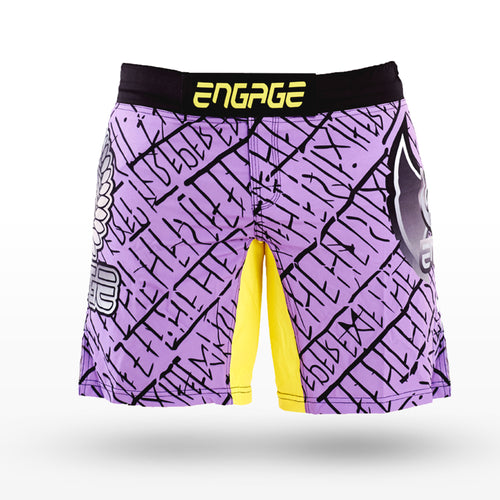 Engage MMA/K1 Fight Short - Valhala MMA / K1 Shorts Engage MMA UFC fightwear online shop Australia