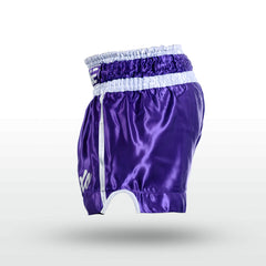 Engage XO Muay Thai Short - Violet Muay Thai Shorts Engage MMA UFC fightwear online shop Australia