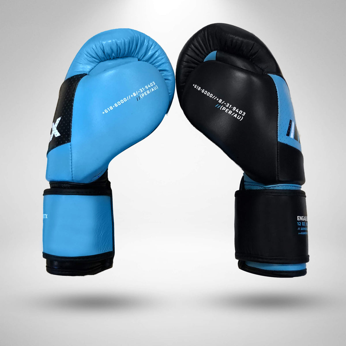 Engage x StreetX Reversed Boxing Gloves