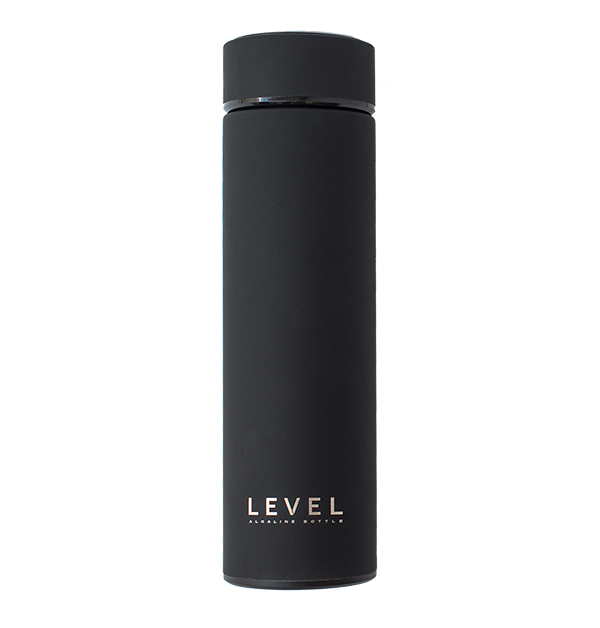 Replacement Alkaline Bottle (16oz) - Matte Black