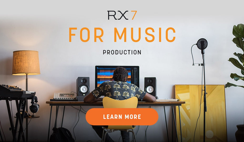 Izotope RX7 Audio Repair Plug-In – Big Bear Sound Ltd