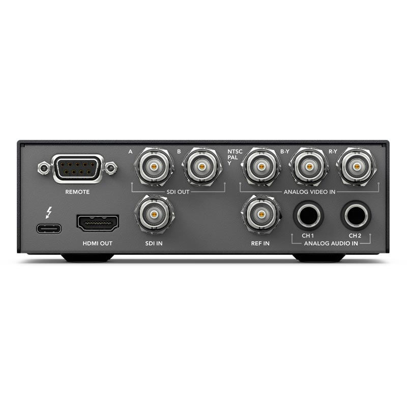 Blackmagic Design UltraStudio HD Mini – Big Bear Sound Ltd