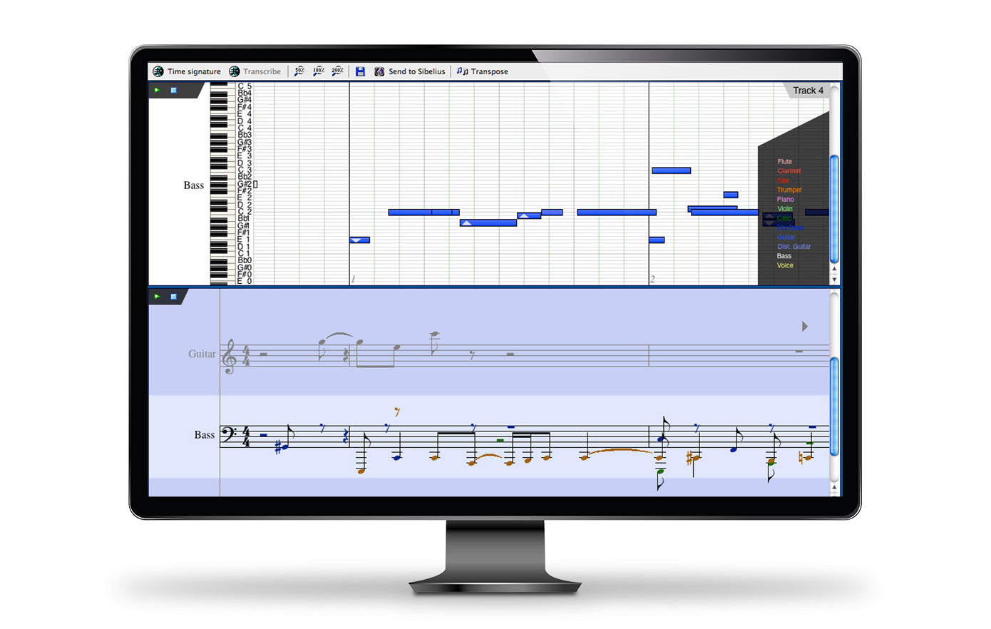 Avid Sibelius Notation Software – Big Bear Sound Ltd