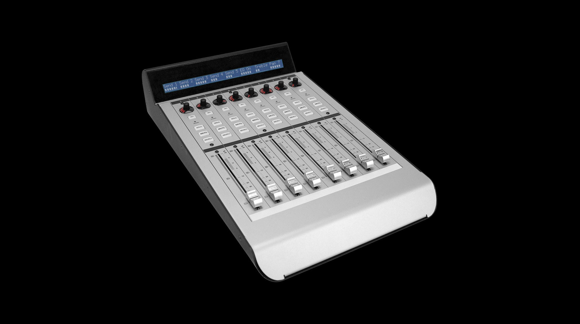 Mackie MCU XT-Pro DAW Control Surface Extender – Big Bear Sound Ltd